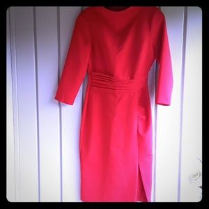 Zara Little Red Dress Size Small